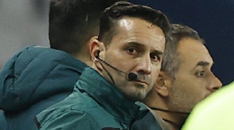 Uefa suspendirala rumunjskog suca koji je crnca nazvao crncem