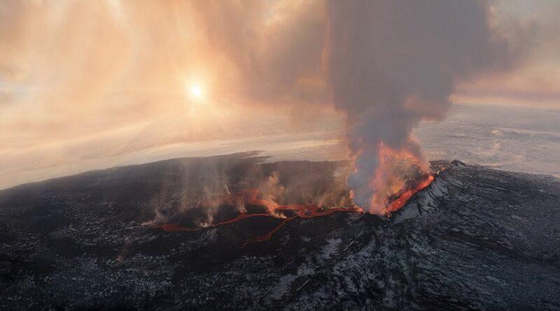 Vulkan na Islandu ponovo aktivan nakon 800 godina