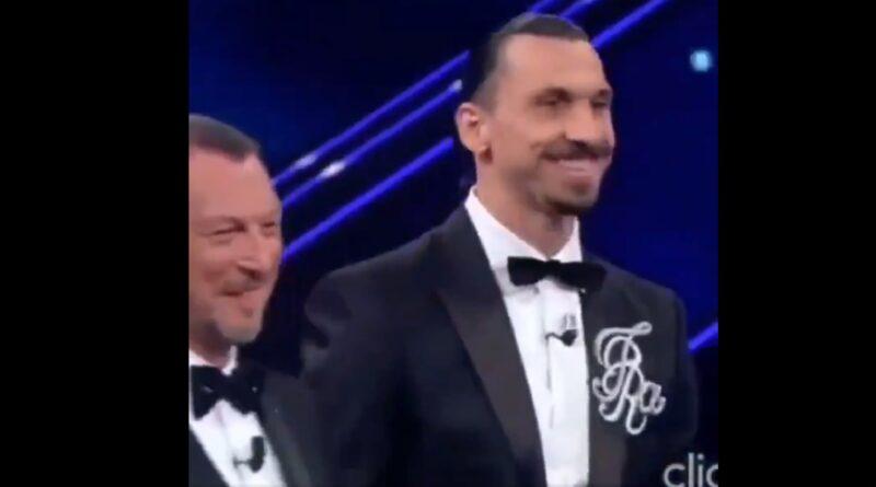 Zlatan Ibrahimović- Sanremo