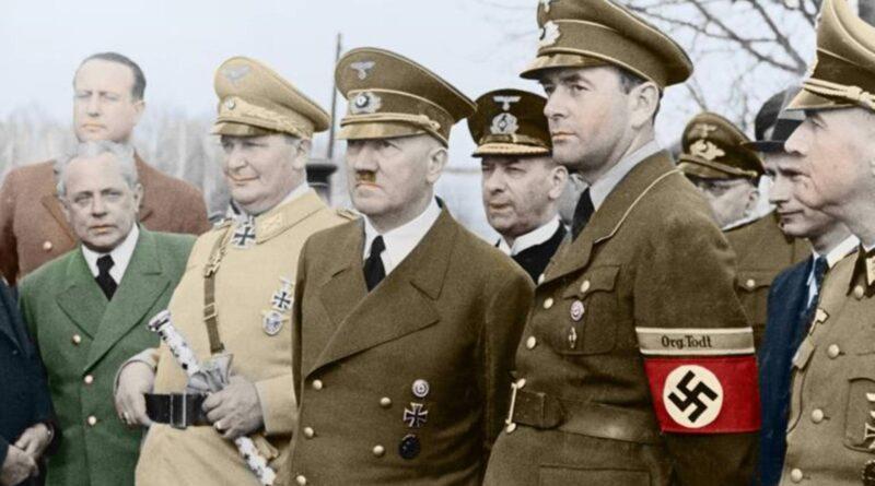 Rasni zakoni u Trećem Reichu: temeljna nejednakost ljudske rase je određena GENETSKI