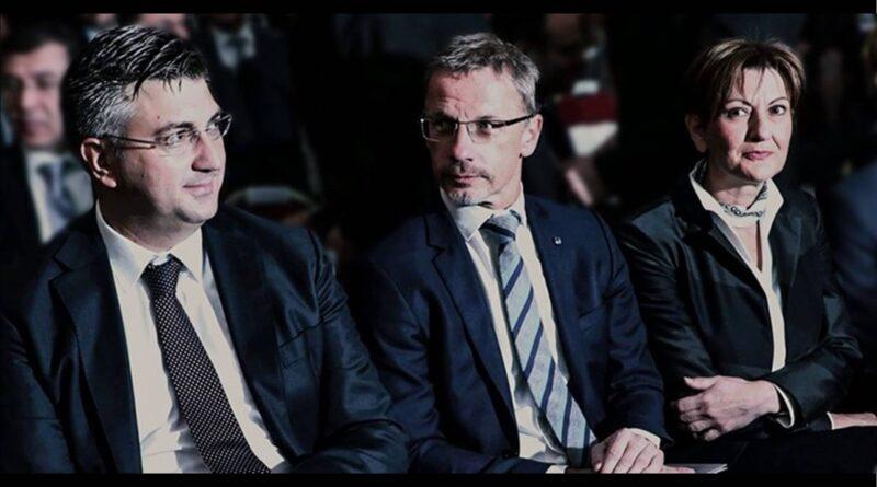 AKTUALNOG guvernera Hrvatske narodne banke Borisa Vujčića teško terete novoobjavljeni mailovi