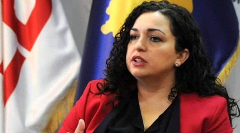 Vjosa Osmani: Non pejperi dolaze iz Srbije i Rusija ima veze