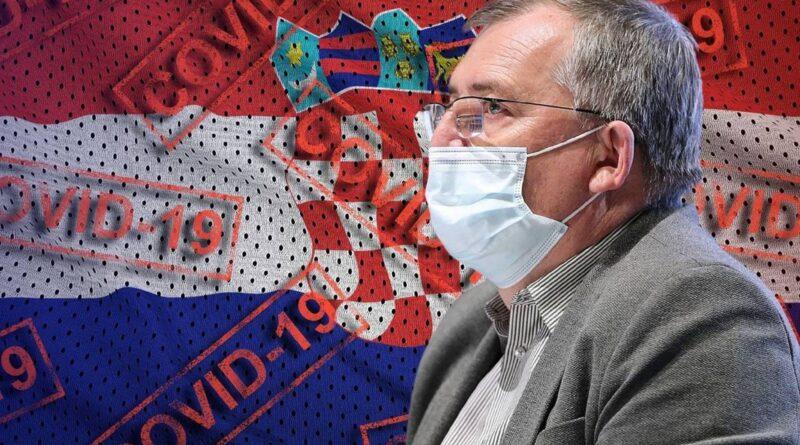 Službeno: U Hrvatskoj danas 410 novih slučajeva. Broj umrlih najveći u zadnja tri mjeseca