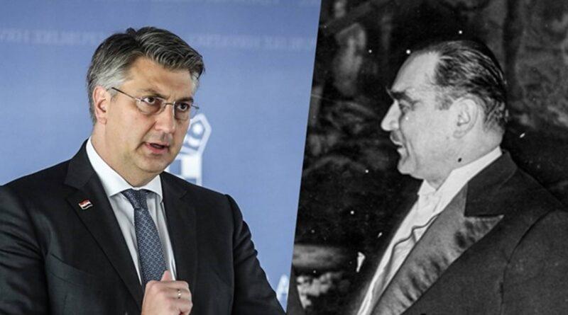 Milanović kaže da je Plenković kao Milan Stojadinović. Tko je to?