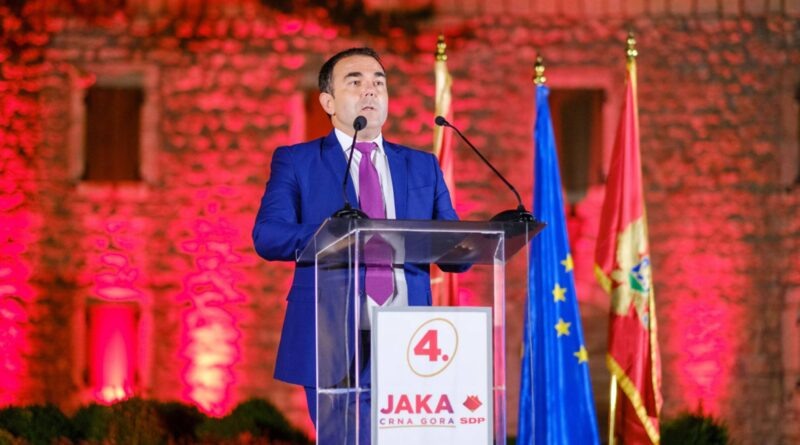 Đurašković: Vlada priprema najveću otimačinu državne imovine u istoriji Crne Gore