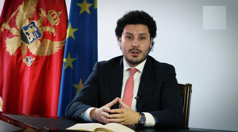 DRITAN ABAZOVIĆ bestidnim lažima pravda NEGIRANJE GENOCIDA u Srebrenici: DPS