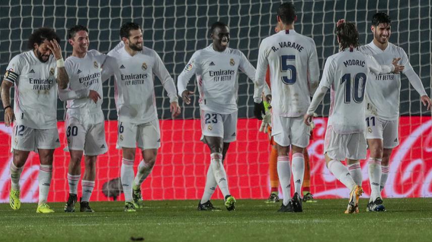 Real Madrid. Liverpul, pobjeda