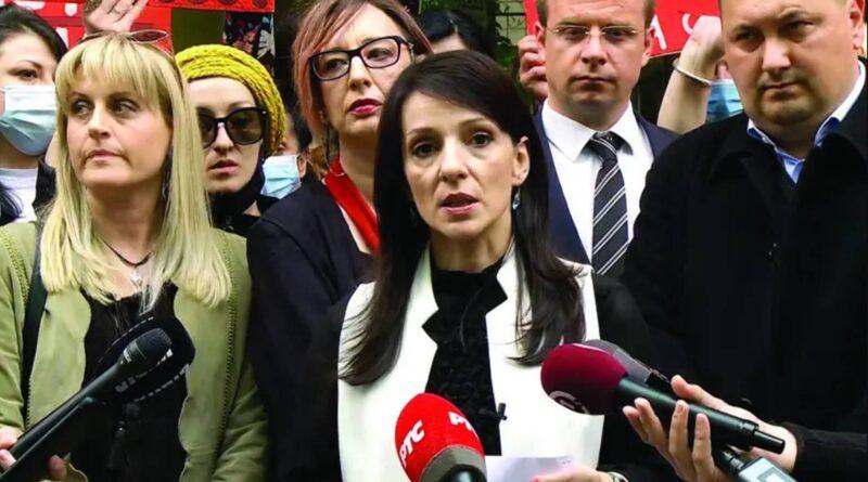 Marinka Tepić: Palma bi morao da bude u pritvoru