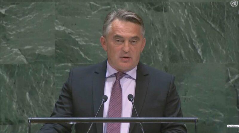 Žejku Komšiću se ne sviđa ni uloga koju u BiH ima sadašnji sastav delegacije EU-a u Sarajevu
