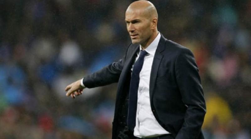 Zinedin Zidane, Real MAdrid, menadžerska karijera