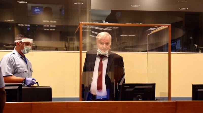 Pravomoća presuda krvniku Ratku Mladiću 8. Juna