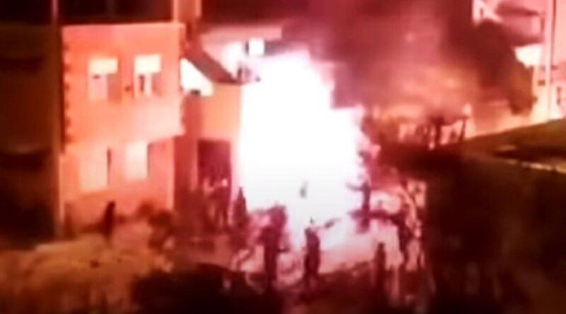VIDEO Navijački neredi u Mostaru, jedna osoba teško ozlijeđena