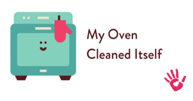 My Oven Cleaned Itself!