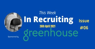 This Week, In Recruiting - Issue No6