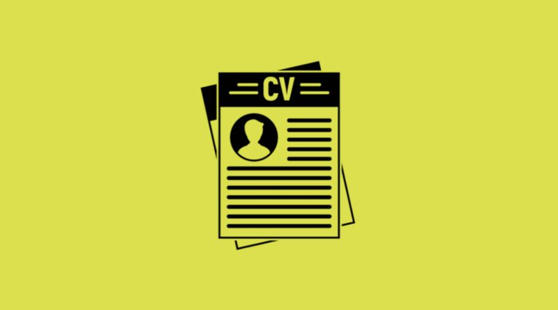 Neurodiversity: using a CV - who misses out?