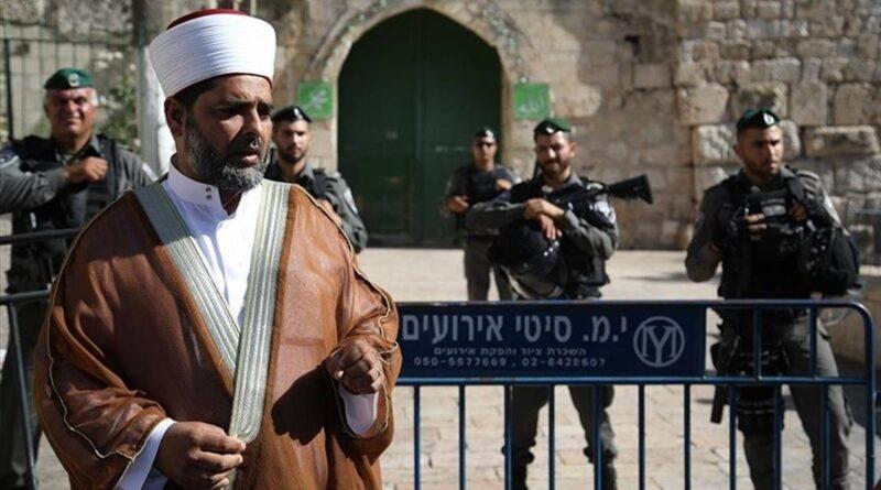 Israel summons director of Jerusalem's Al-Aqsa Mosque