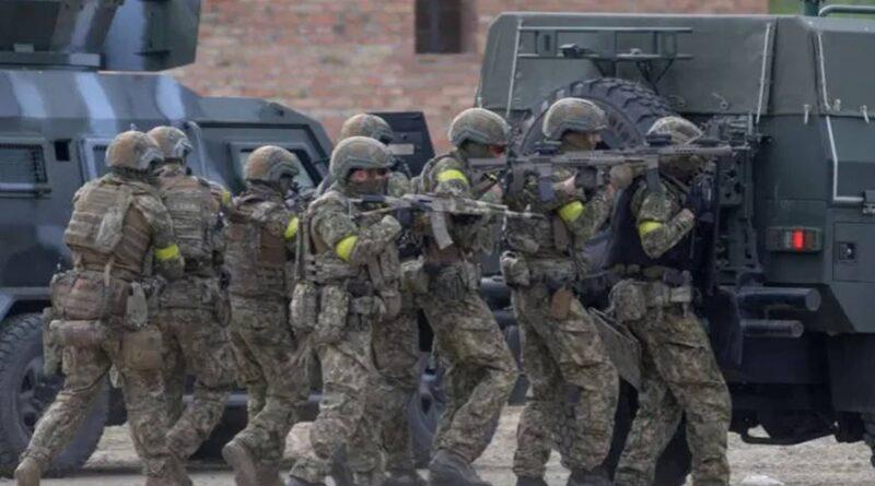Rusija povlači vojsku sa granice sa Ukrajinom