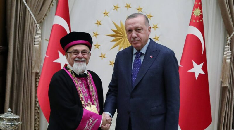 President Erdoğan not anti-Semitic, Turkey's Jewish community says