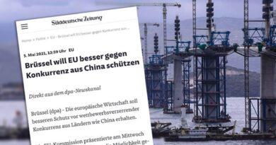 I zbog Pelješkog mosta Europska komisija priprema zakon protiv kineskih tvrtki