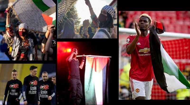 Celebriti, podrška Palestini, Bela Hadid, Dua Lipa, Pogpa