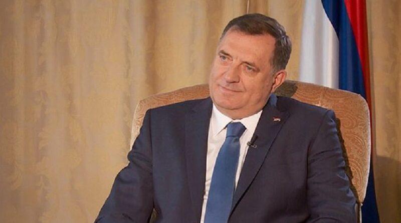 Dodik, imenovanja Schmidta, sastanak, Srbija