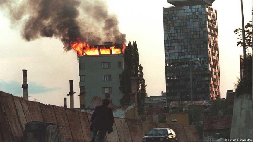 Drugi maj, Dan odbrane Sarajeva
