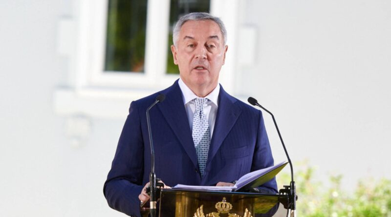 Đukanović's cabinet: Miserable accusations by Abazović and Krivokapić a disgrace of passers-by heading executive power