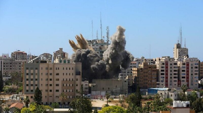 Izrael,napad, Al Jazeera, AP