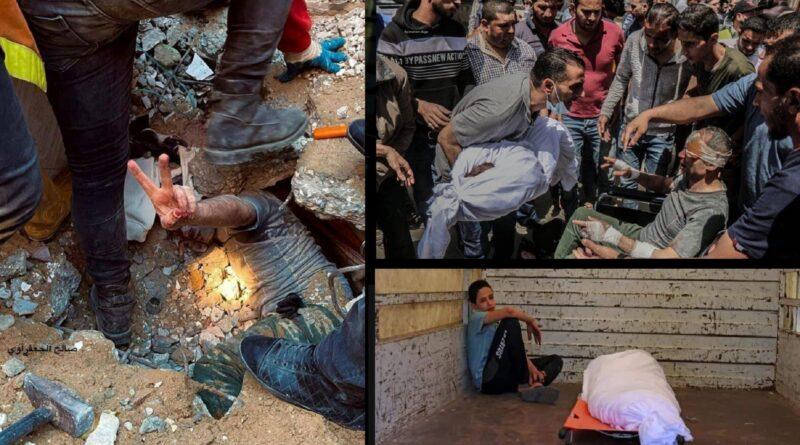Izraelski napadi, Gaza, stradanja, civili, žene, djeca