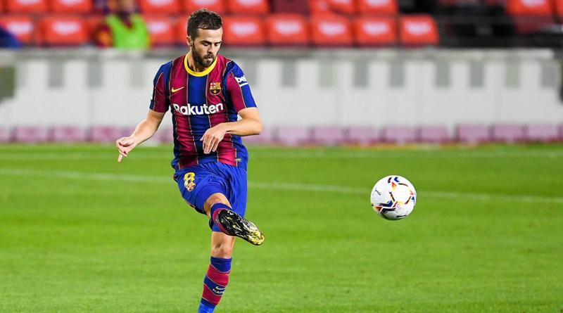 Miralem Pjanić, Barcelona, kraj sezone, napušta klub
