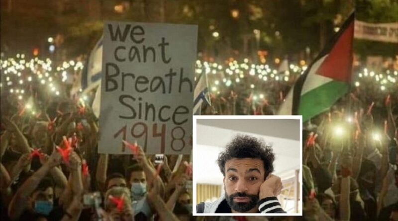 Mohamed Salah, apel, Palestina, solidarnost
