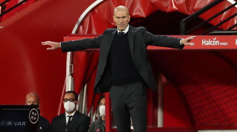 Zinedine Zidane, Real Madrid, napušta