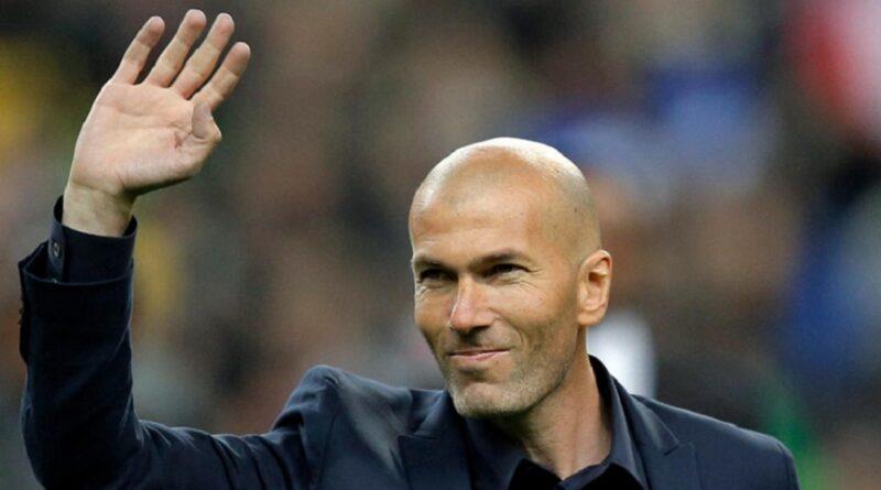 Zinedine Zidane, Real Madrid, napuštanje