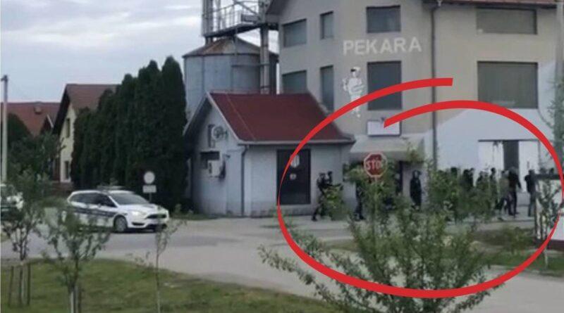 Zbog sramotnih povika 'ubij Srbina' u Borovu 14 ljudi u pritvoru, kazneno će ih prijaviti