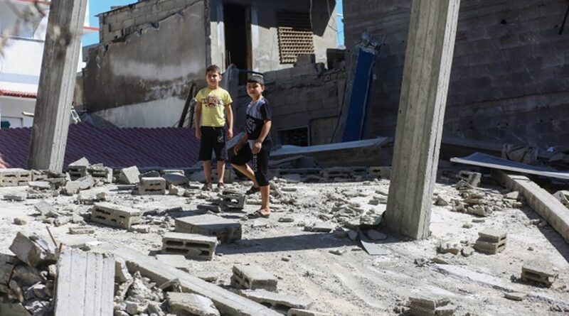 Finland grants €1m for Palestinians in Gaza