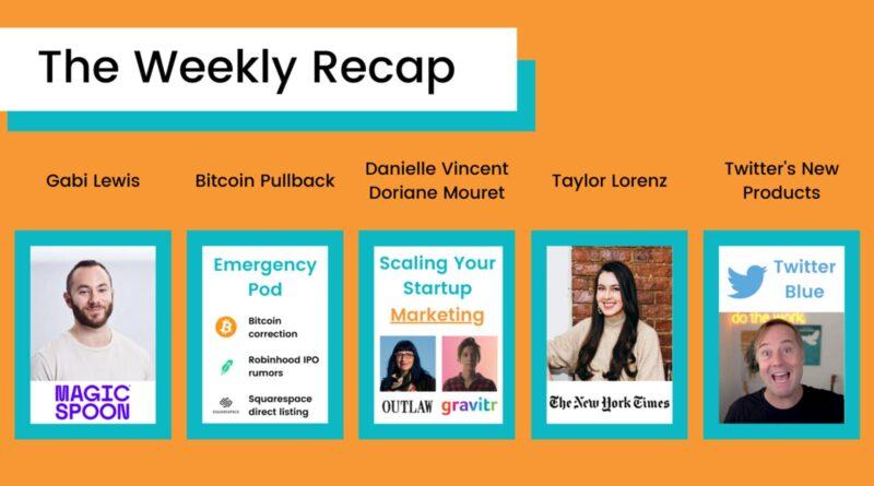 This Week in Startups: Weekly Recap May 17-21