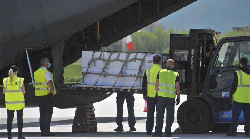 Sarajevo: Poljska donirala BiH zaštitnu opremu za borbu protiv koronavirusa