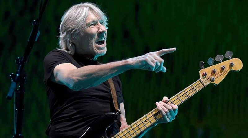Osnivač Pink Floyda Roger Waters: Izrael je država apartheida