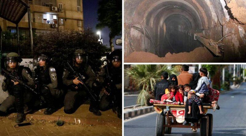 Tukli podzemne tunele Hamasa: 'Labirint' ispod Gaze služi za krijumčarenje i bijeg od napada