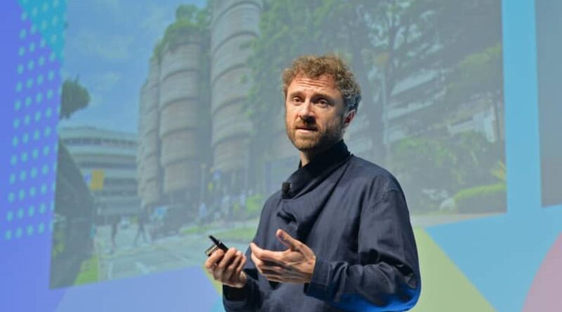 Meet the man designing Google's futuristic new headquarters