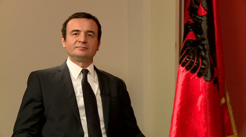 Albin Kurti, jednonacionalne opštine, Kosovo