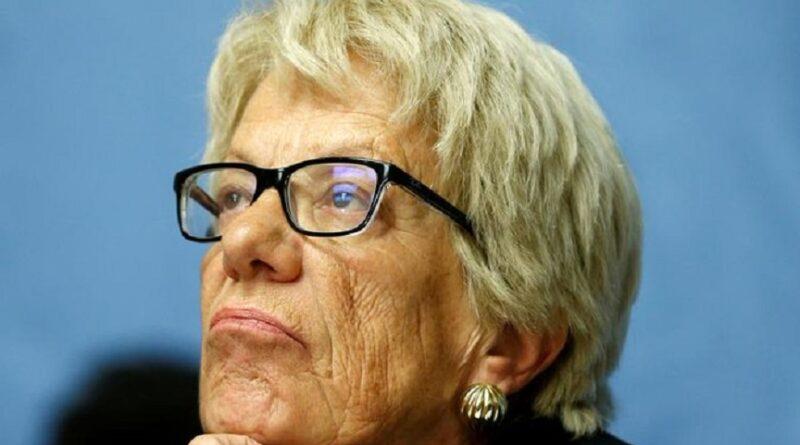 Crla del Ponte, srpski zločini, kazne