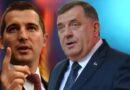 Dodik, priznanje genocid, Aleksa Bečić, nepoželjan,RS