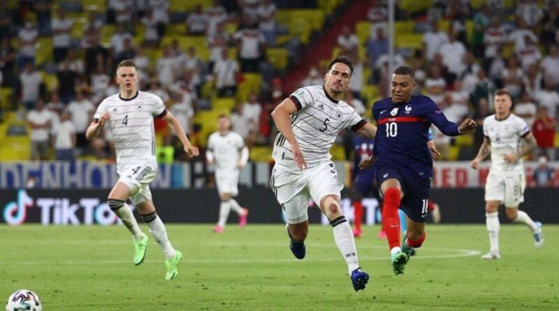 EURO; Francuska, Njemačka, pobjeda Francuske