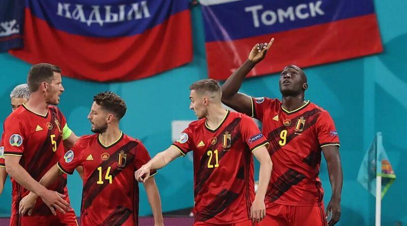 Fudbal, Belgija, Rusija, Lukaku, dva gola