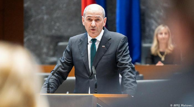 Janez Janšša, EU, proširenje