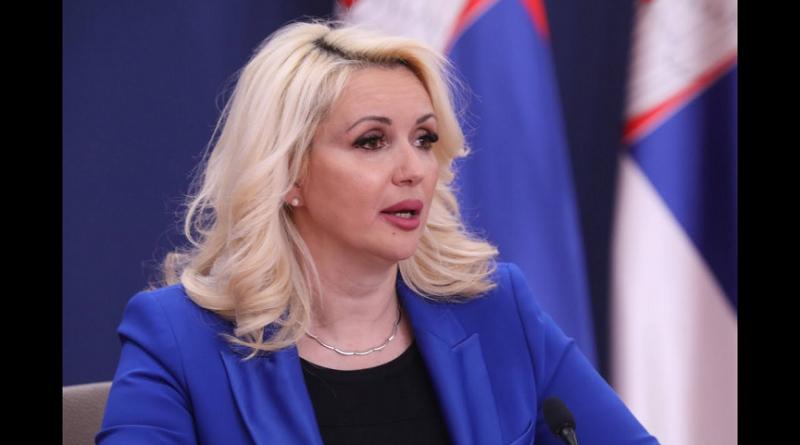 Kosovo, zabrana ulaska, Darija Kisić