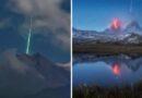 Meteor, Vulkan, Merapi, Indonezija