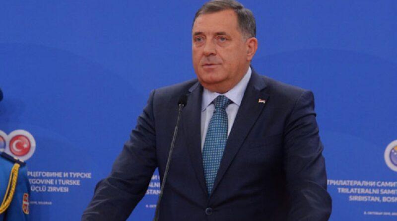 Milorad Dodik, Orden Republike Srbije
