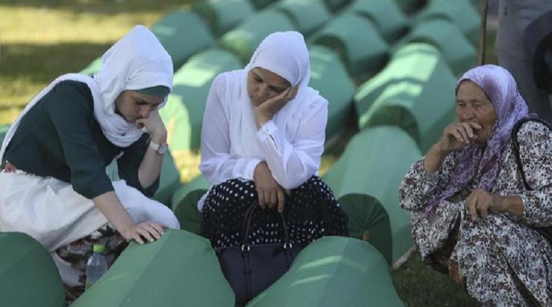 Mjake Srebrenice, Crna Gora, Rezolucija o genocidu